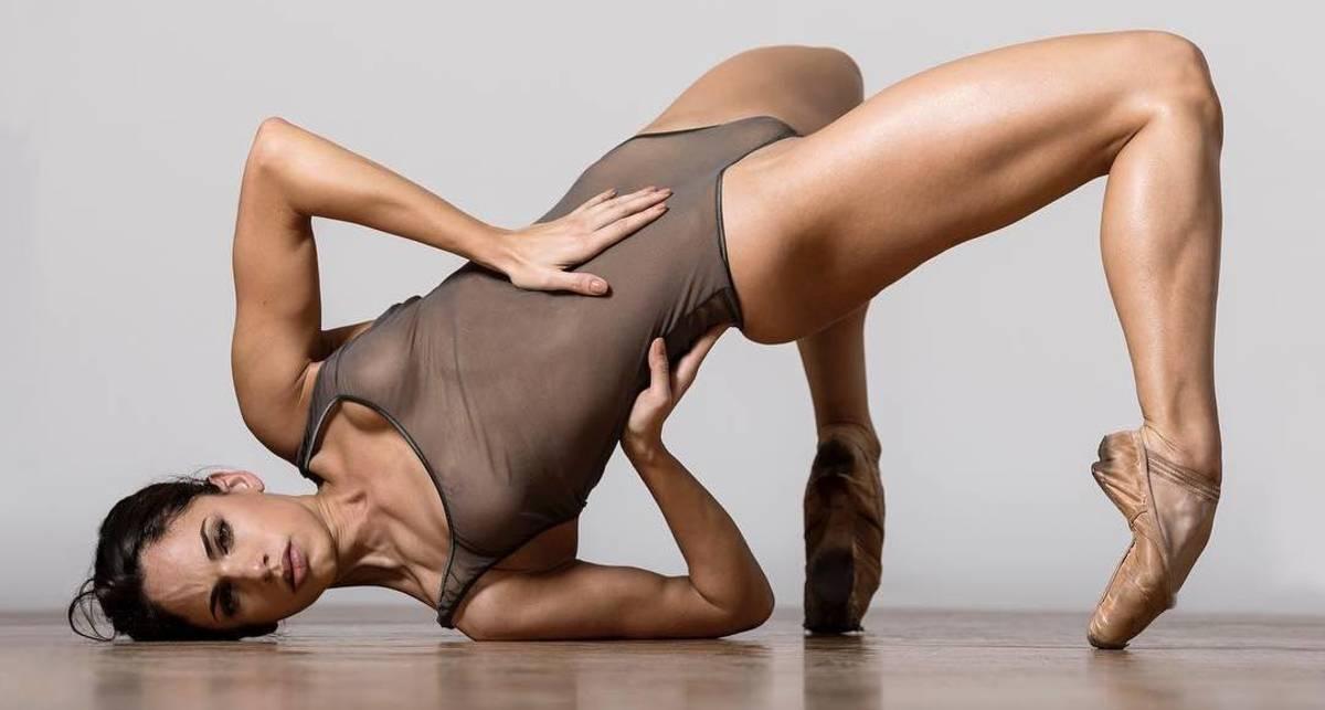 Красотка дня: сексуальная балерина Кайли Ши