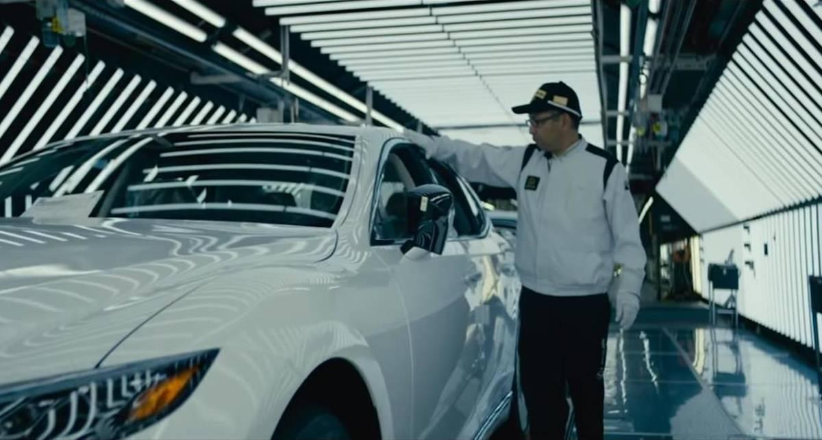 Lexus показал, как строит автомобили: мастерство Такуми