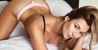 Красотка дня: чешская модель и порноактриса Трейси Линдсей