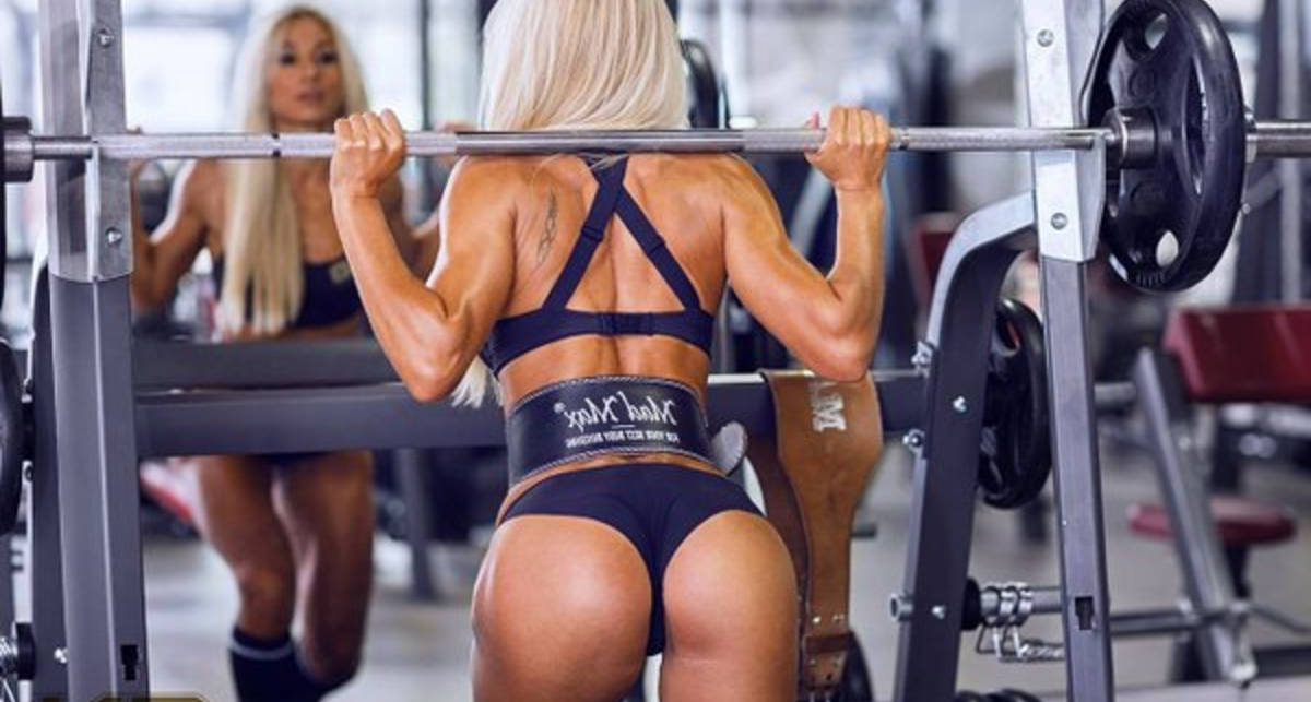 Зажги мышцы: тренировка по системе Табата