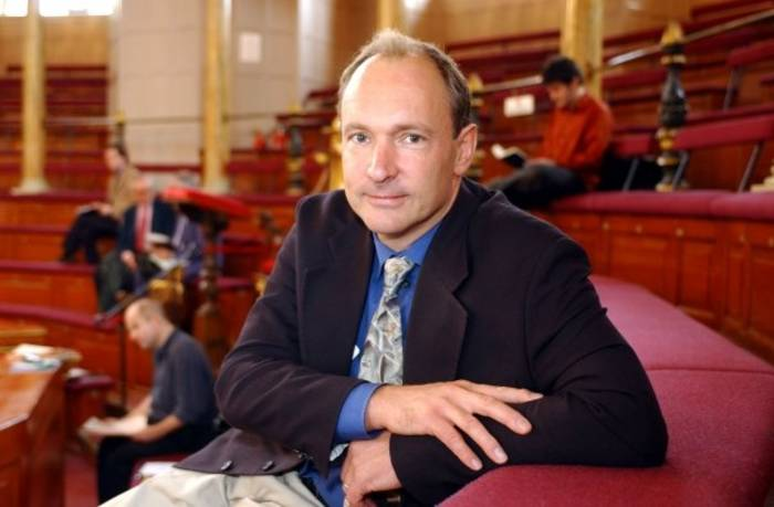 Тим Бернерс-Ли, изобретатель Интернета