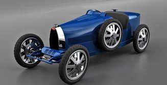 Bugatti представила оригинальный электромобиль по цене Nissan Leaf