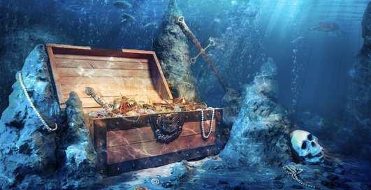 Клады ждут: археологи составили карту затонувших сокровищ