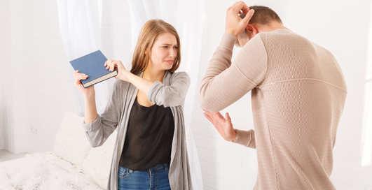 За год в Украине 25 тысяч мужчин жаловались на домашнее насилие