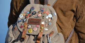 Городской рюкзак: как выбрать и куда носить