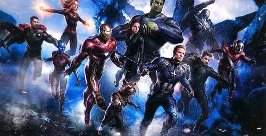 """Расширенный трейлер """"Мстители: финал"""": продолжение Войны бесконечности и появление Капитана Марвел"""