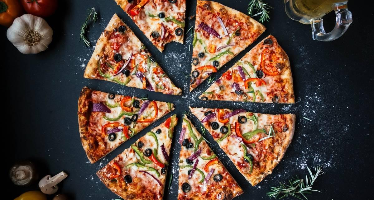 Самая счастливая еда - пицца: исследование с итальянским привкусом