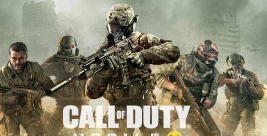 Легендарная игра Call of Duty появится на смартфонах