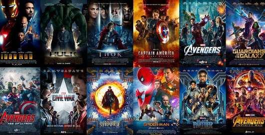 Марафон для настоящих фанатов Marvel: реально ли посмотреть 20 фильмов без перерыва?