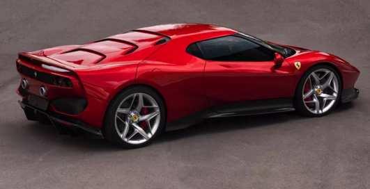 Ferrari выпустит единственный экстремальный трековый гиперкар