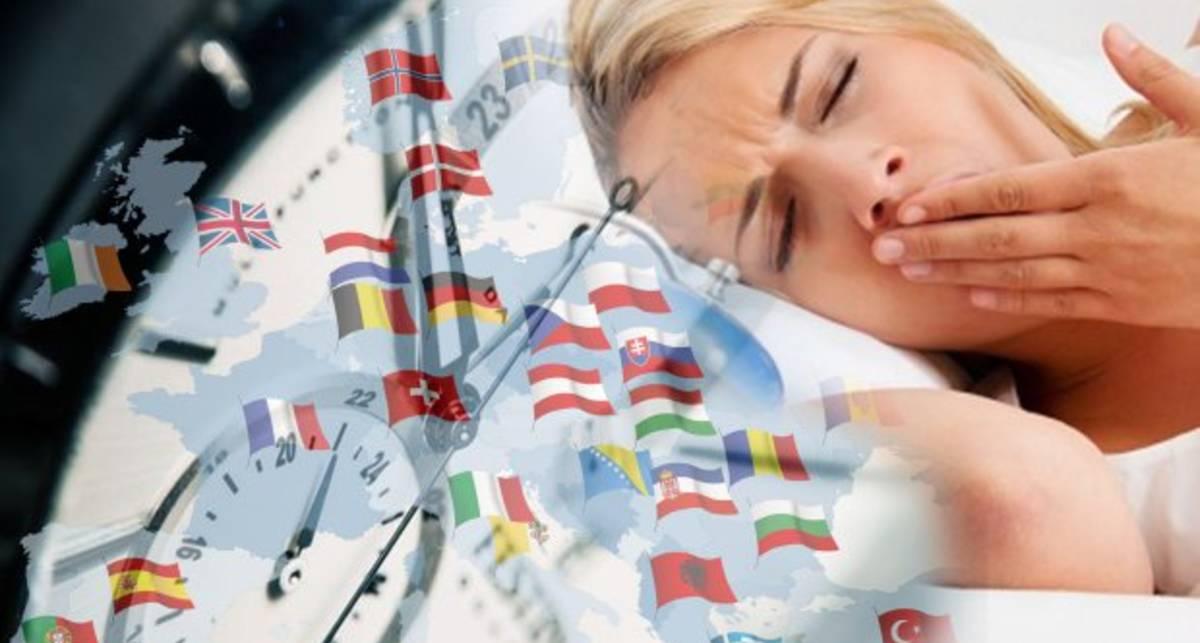 Как уменьшить стресс от перевода времени?