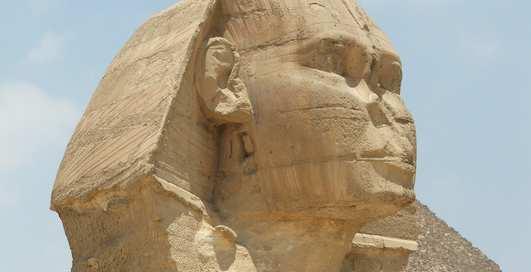 Почему в Древнем Египте ломали статуям носы?
