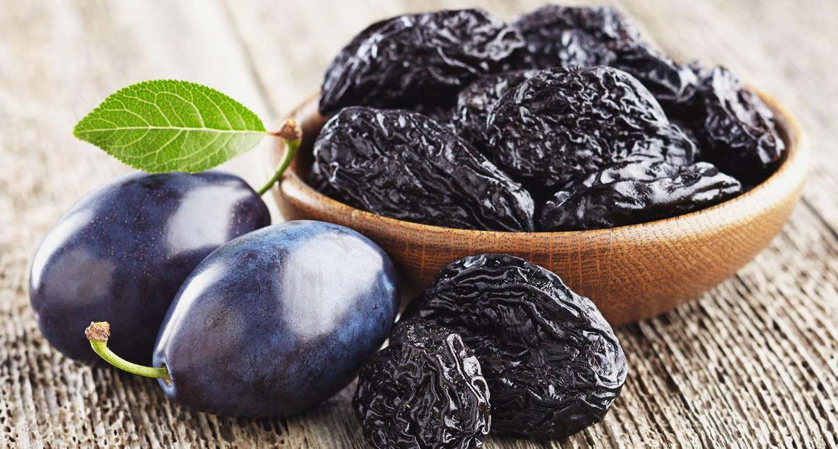 Топ-5 полезных свойств чернослива