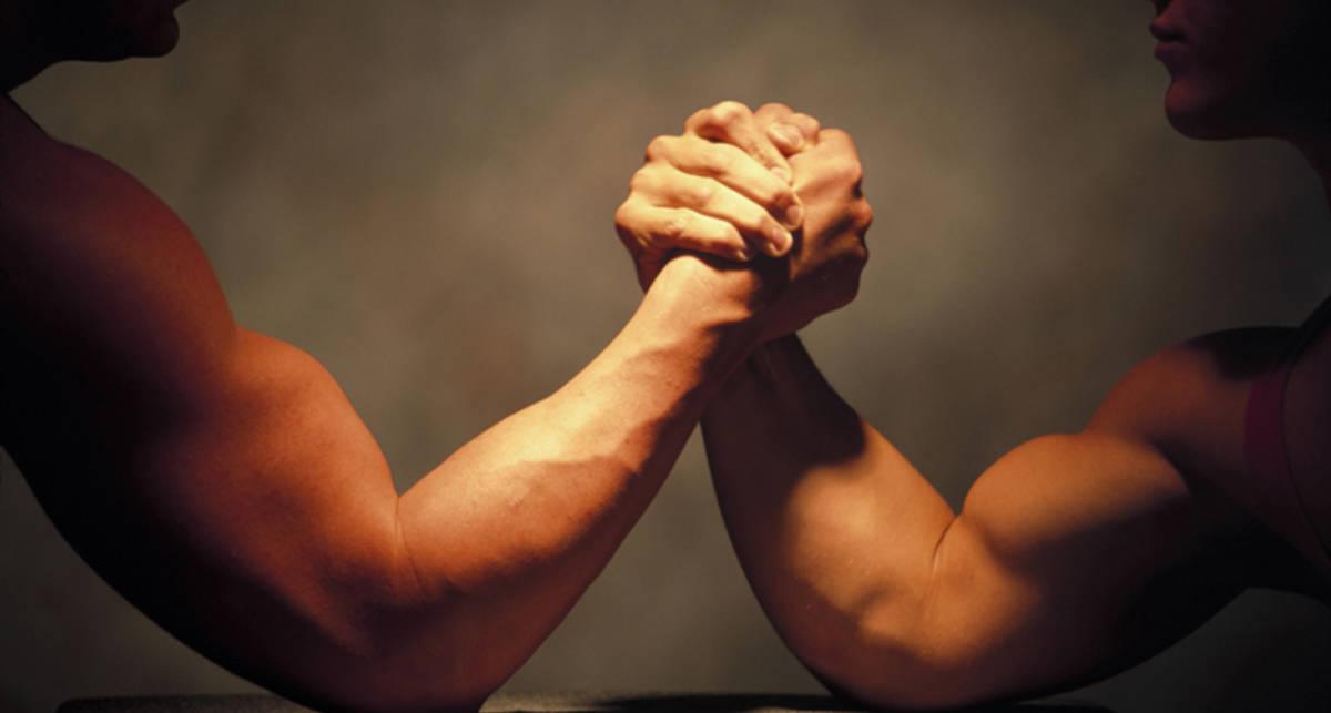 Как укрепить запястья для мощного хвата?