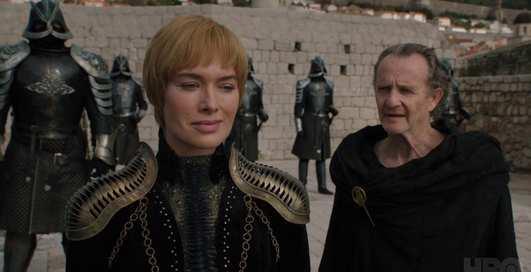 """HBO показала два новых ролика к финалу """"Игры престолов"""""""