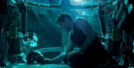 Тони Старк вернулся: специальный трейлер Мстители: Финал