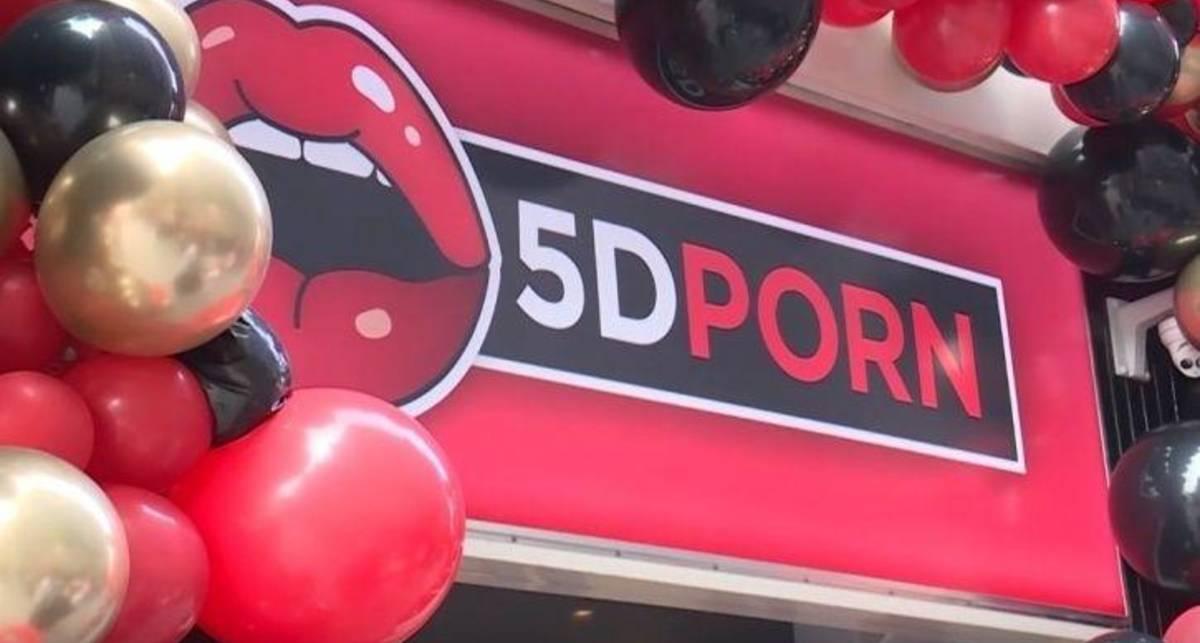 Порно в 5D: в Амстердаме открылся кинотеатр для взрослых