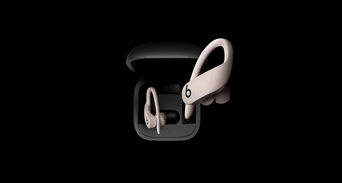 Powerbeats Pro: Apple анонсировала новые беспроводные наушники