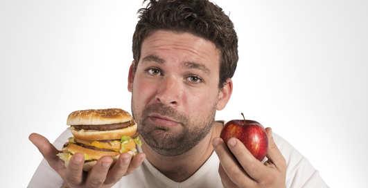 Вредное питание убивает больше людей, чем сигареты
