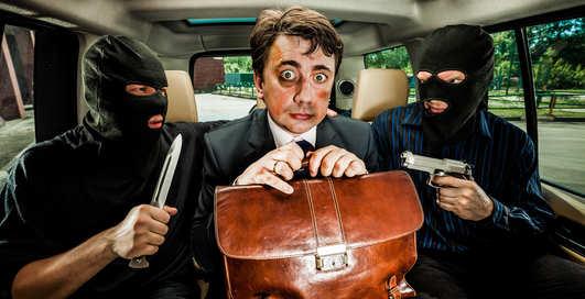 Чертов гений: Мужчина подстроил ограбление, чтобы не идти на работу