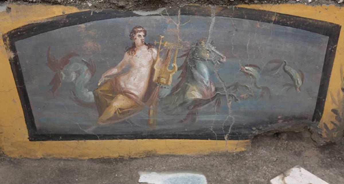 Фастфуд был еще в древности - находка в Помпеях