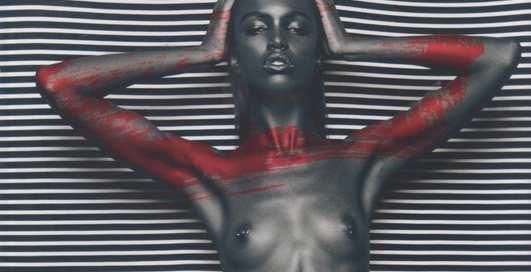 """Крылья ей идут: еще один """"ангел"""" Victoria's Secret Леоми Андерсон"""