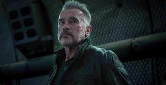 """Он обещал, он вернулся: новые кадры со съемочной площадки """"Терминатора"""""""