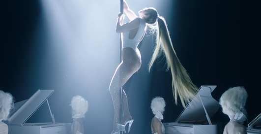 И вот он результат: Джей Ло в новом клипе показала отличную форму и танцы на пилоне