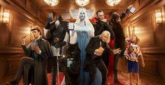 Дракула, Шерлок и Кот Бегемот: PocketBook поместила всех в один лифт и сделала превосходную рекламу