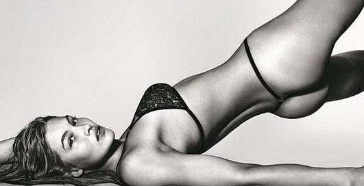 Cексуальная Грейс Элизабет: Горячие фото нового ангела Victoria's Secret