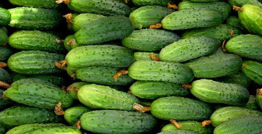 Топ-5 самых полезных свойств зеленых огурчиков