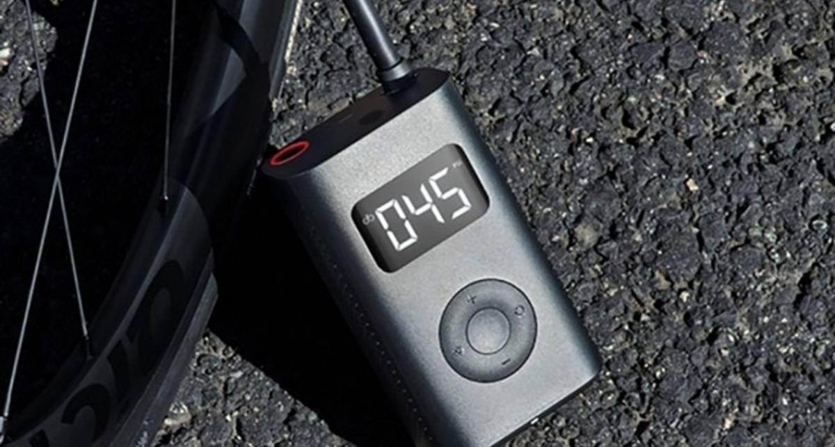 Насос, похожий на iPod: новый гаджет от Xiaomi