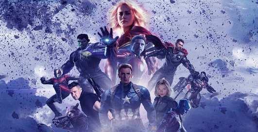 """Подразнить фанатов: Marvel  представили еще один тизер грядущей премьеры """"Мстители: Финал"""""""