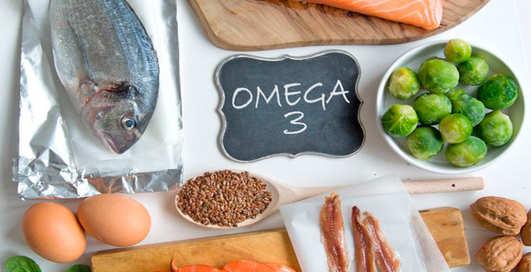 Топ-4 свойства омега-3 жирных кислот