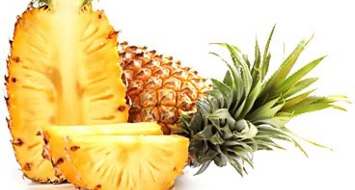 Топ-5 полезных свойств ананасов