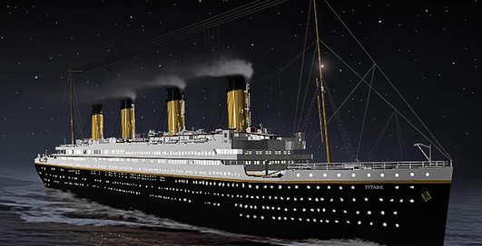 "Что пили на борту ""Титаника""?"