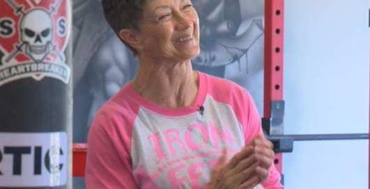 Бабушка-Халк: Пенсионерка установила мировой рекорд в становой тяге