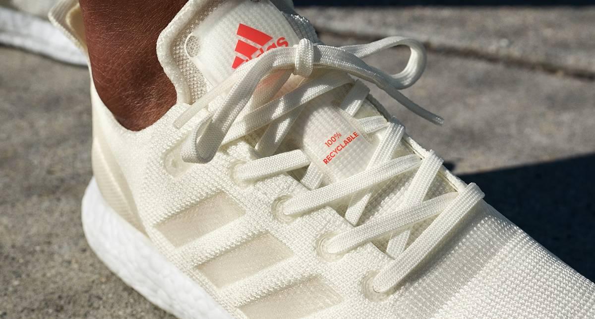 Для настоящей заботы о природе: Adidas выпустил полностью перерабатываемые кроссовки