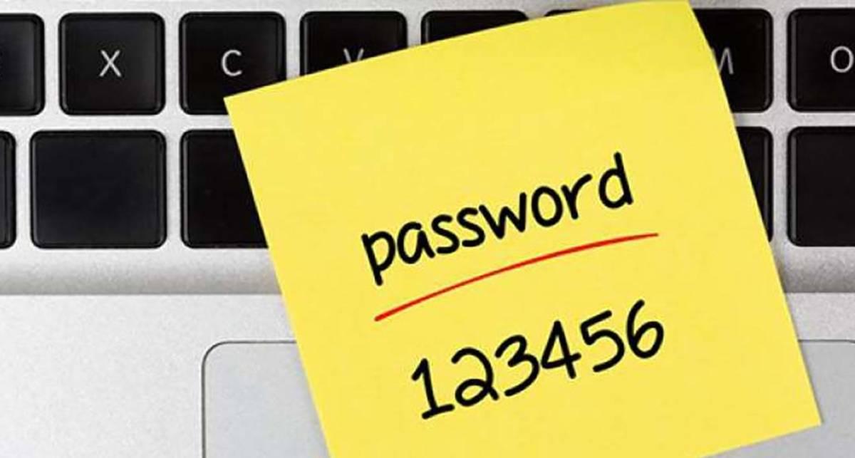Худшие пароли: британские эксперты назвали топ самых ненадежных