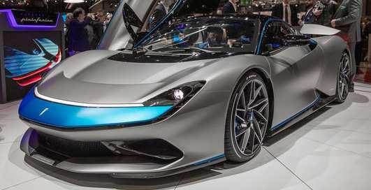 Самый дорогой автомобиль в мире: Bugatti показали Pininfarina Battista