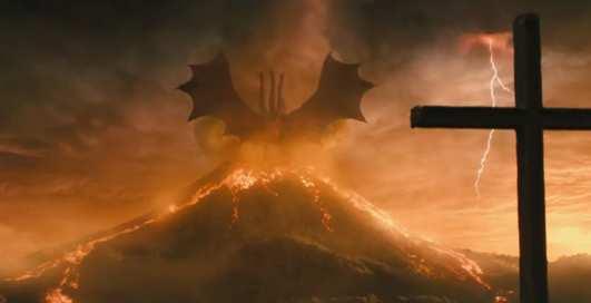 """Мега-эпичность: опубликован трейлер фильма """"Годзилла 2: Король монстров"""""""