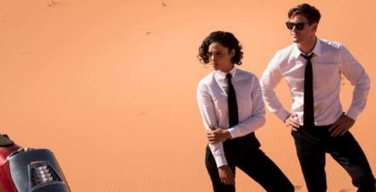 """Суперсекретно: """"Люди в черном"""" возвращаются - еще один трейлер скорой премьеры"""