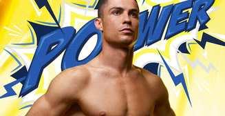 Криштиану Роналду выпустил коллекцию нижнего белья в стиле супергероев