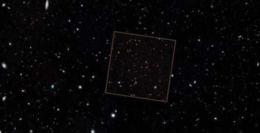 NASA создали уникальное фото Вселенной, которое позволяет постичь ее размеры