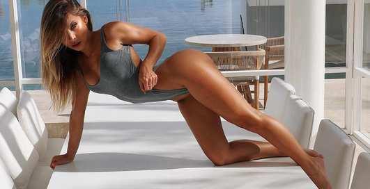 Красотка дня: сексуальная блогерша и модель Эйла Вудрафф