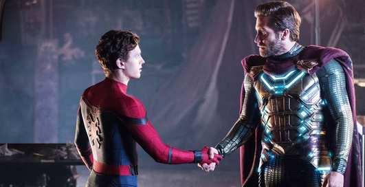 """Мстители - НеФинал: Смотрите эпичный трейлер """"Человек-паук: Вдали от дома"""""""