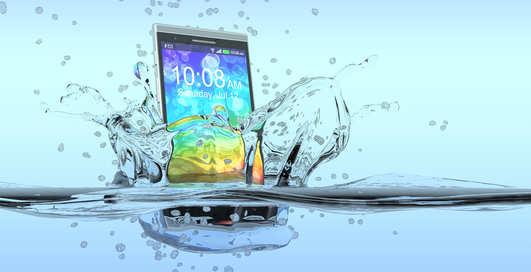 Как сделать мобильный водонепроницаемым