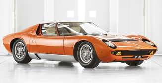 Киношный Lamborghini был потерян на 50 лет, а затем нашелся в частной коллекции