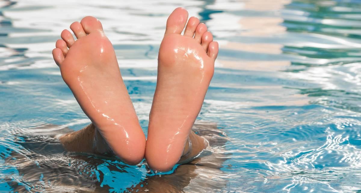 Тренировка для стоп: 4 упражнения, чтобы избежать плоскостопия