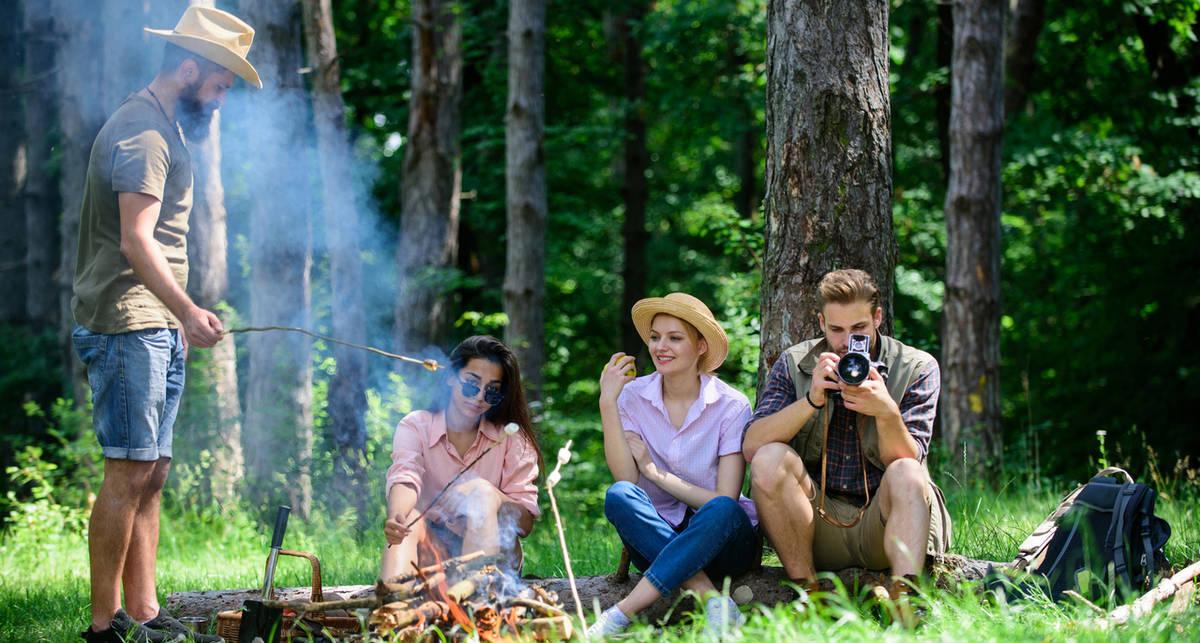 ТОП-5 лайфхаков для похода в лес